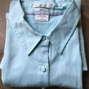 🎄50%OFF Van Heusen button down blouse